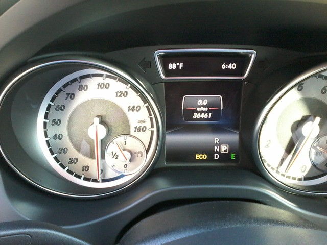 2014 Mercedes-Benz CLA 250 Navigation , blind spot and  more San Antonio, Texas 16