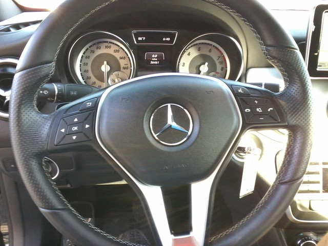 2014 Mercedes-Benz CLA 250 Navigation , blind spot and  more San Antonio, Texas 17