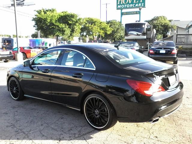2014 Mercedes-Benz CLA 250 Navigation , blind spot and  more San Antonio, Texas 4