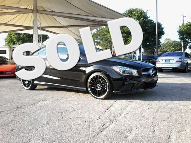 2014 Mercedes-Benz CLA 250 Navigation , blind spot and  more San Antonio, Texas 0