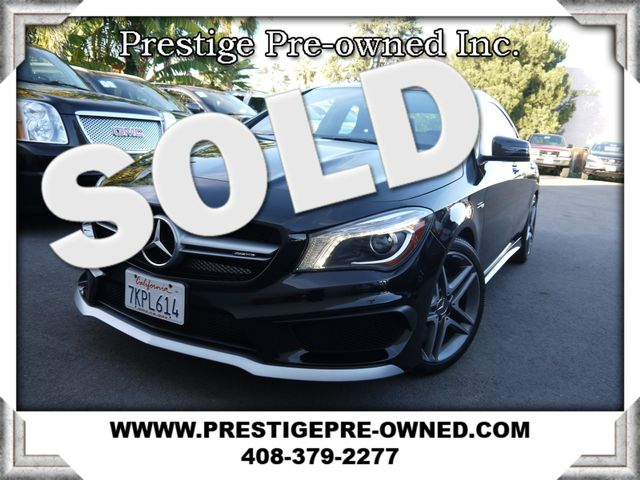2014 Mercedes-Benz CLA 45 AMG  in Campbell CA