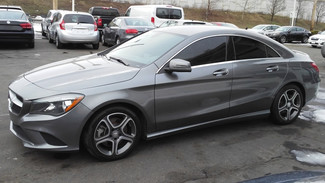 2014 Mercedes-Benz CLA250 East Haven, CT 1