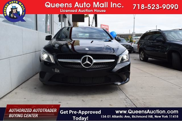 2014 Mercedes-Benz CLA250 CLA250 Coupe Richmond Hill, New York 1