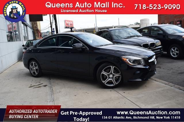 2014 Mercedes-Benz CLA250 CLA250 Coupe Richmond Hill, New York 2