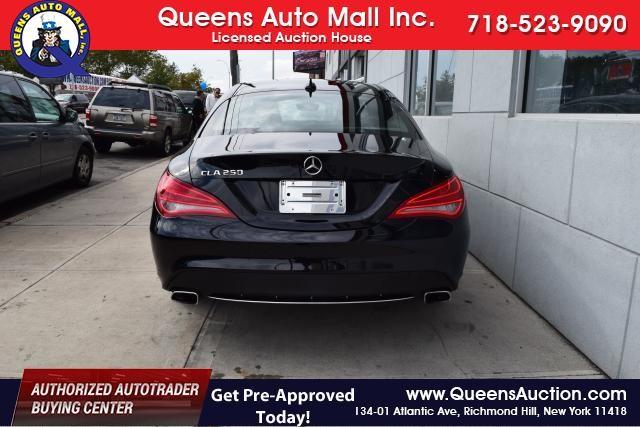 2014 Mercedes-Benz CLA250 CLA250 Coupe Richmond Hill, New York 4