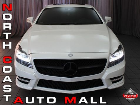2014 Mercedes-Benz CLS 550 4dr Sedan CLS 550 4MATIC in Akron, OH