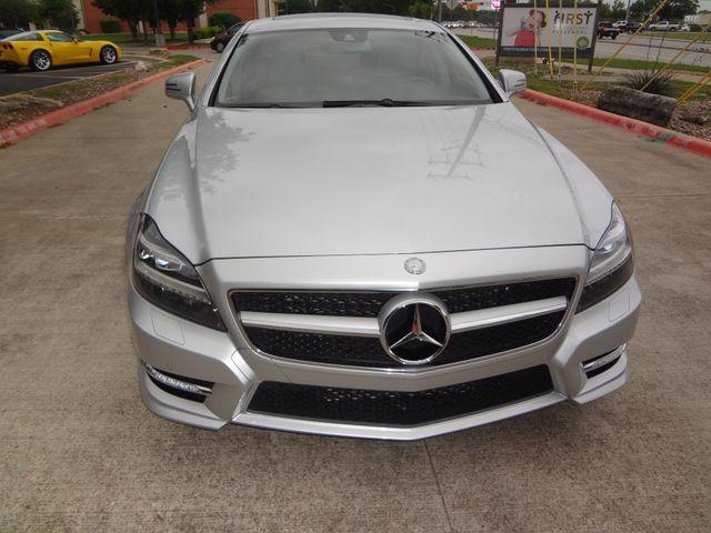 2014 Mercedes-Benz CLS 550 Austin , Texas 7