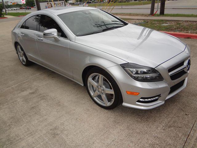 2014 Mercedes-Benz CLS 550 Austin , Texas 6