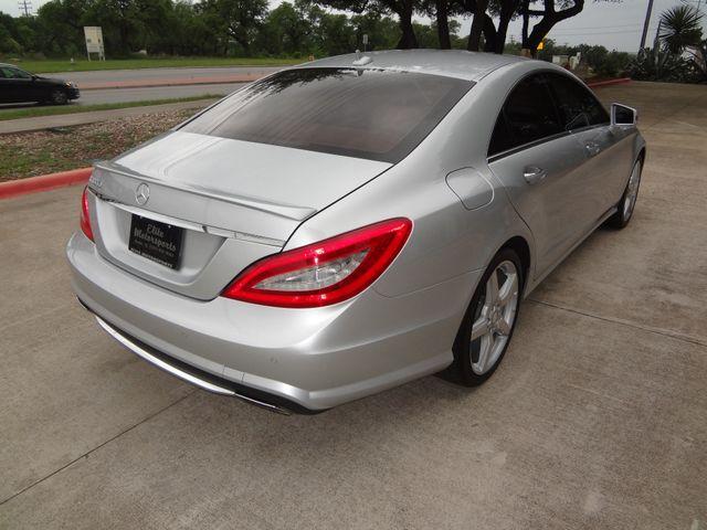 2014 Mercedes-Benz CLS 550 Austin , Texas 4