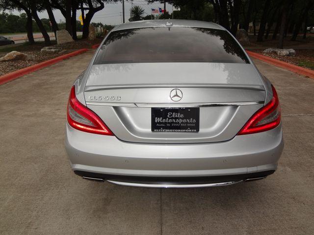 2014 Mercedes-Benz CLS 550 Austin , Texas 3
