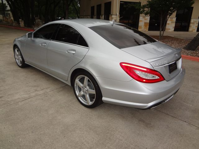 2014 Mercedes-Benz CLS 550 Austin , Texas 2