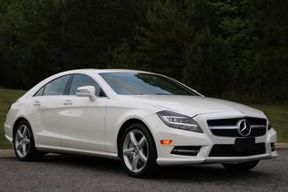 2014 Mercedes-Benz CLS 550 4 MATIC Mooresville, North Carolina