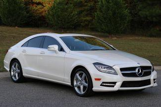 2014 Mercedes-Benz CLS 550 AMG SPORT Mooresville, North Carolina