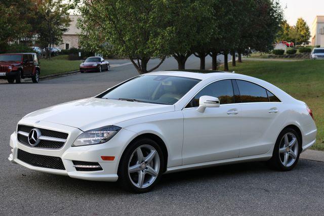 2014 Mercedes-Benz CLS 550 AMG SPORT Mooresville, North Carolina 2