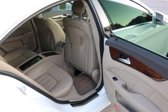 2014 Mercedes-Benz CLS 550 AMG SPORT Mooresville, North Carolina 25