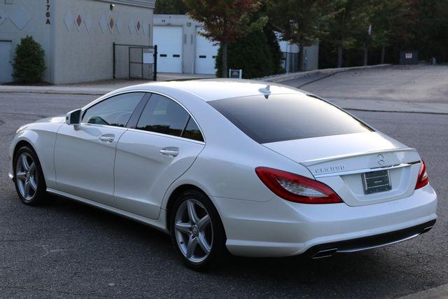 2014 Mercedes-Benz CLS 550 AMG SPORT Mooresville, North Carolina 3