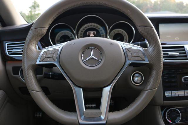 2014 Mercedes-Benz CLS 550 AMG SPORT Mooresville, North Carolina 38