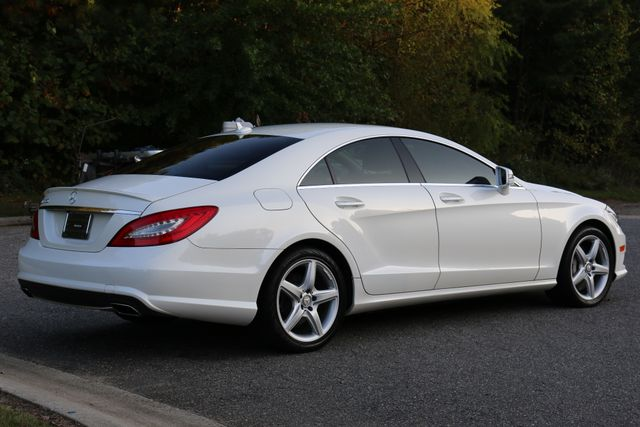 2014 Mercedes-Benz CLS 550 AMG SPORT Mooresville, North Carolina 5