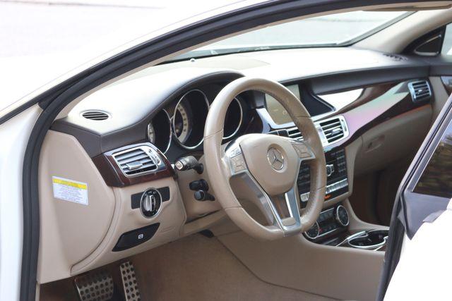 2014 Mercedes-Benz CLS 550 AMG SPORT Mooresville, North Carolina 8