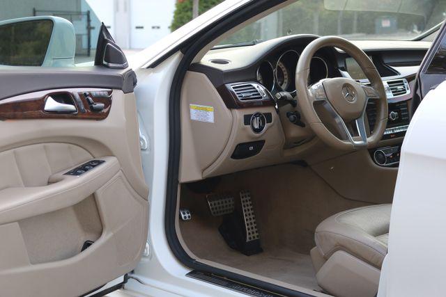 2014 Mercedes-Benz CLS 550 AMG SPORT Mooresville, North Carolina 9