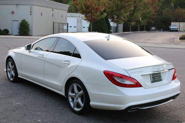 2014 Mercedes-Benz CLS 550 AMG SPORT Mooresville, North Carolina 88