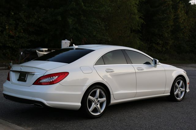 2014 Mercedes-Benz CLS 550 AMG SPORT Mooresville, North Carolina 90