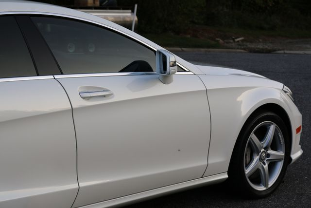 2014 Mercedes-Benz CLS 550 AMG SPORT Mooresville, North Carolina 92