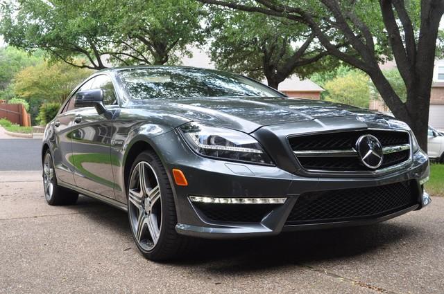 2014 Mercedes-Benz CLS 63 AMG S-Model Houston, Texas 16