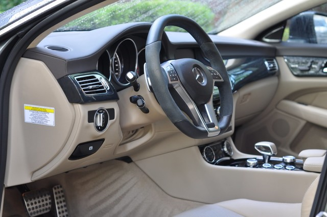 2014 Mercedes-Benz CLS 63 AMG S-Model Houston, Texas 19