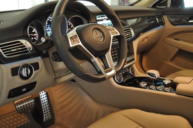 2014 Mercedes-Benz CLS 63 AMG S-Model Houston, Texas 22