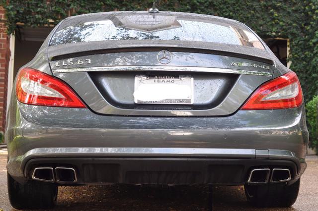 2014 Mercedes-Benz CLS 63 AMG S-Model Houston, Texas 5
