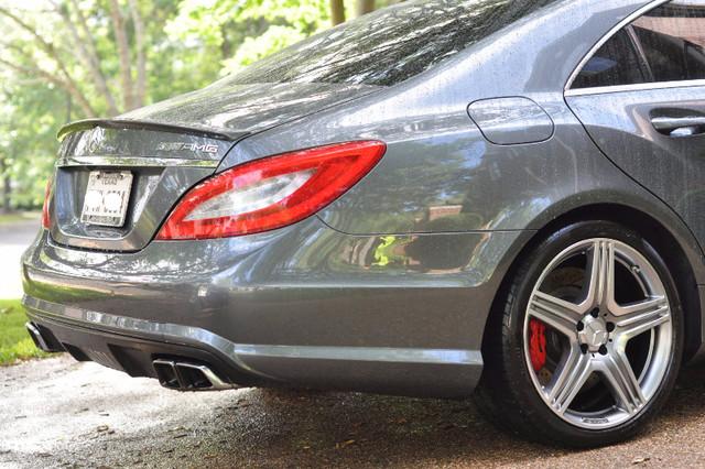 2014 Mercedes-Benz CLS 63 AMG S-Model Houston, Texas 1