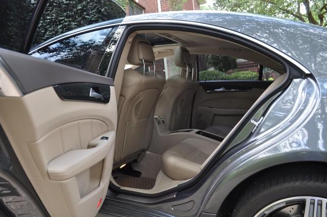 2014 Mercedes-Benz CLS 63 AMG S-Model Houston, Texas 24