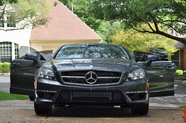 2014 Mercedes-Benz CLS 63 AMG S-Model Houston, Texas 2