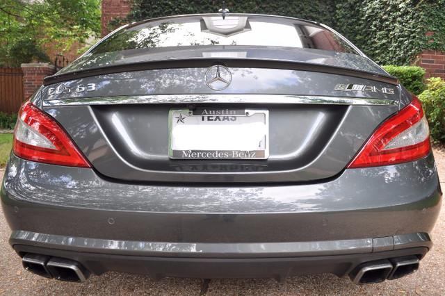 2014 Mercedes-Benz CLS 63 AMG S-Model Houston, Texas 8