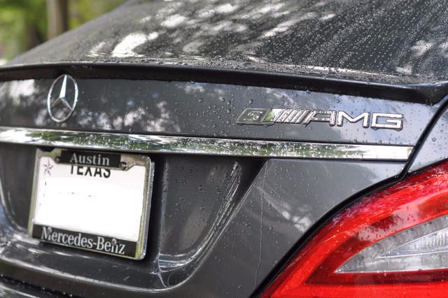 2014 Mercedes-Benz CLS 63 AMG S-Model Houston, Texas 3