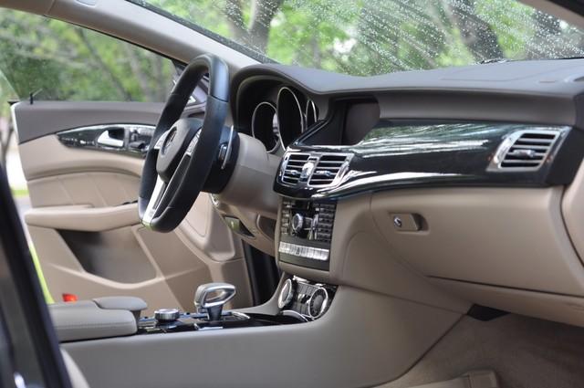 2014 Mercedes-Benz CLS 63 AMG S-Model Houston, Texas 12