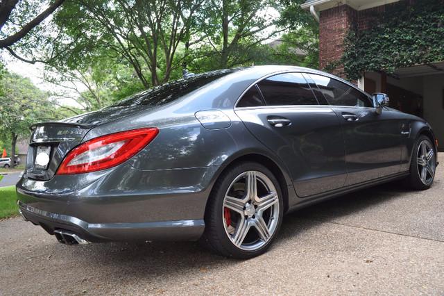 2014 Mercedes-Benz CLS 63 AMG S-Model Houston, Texas 27