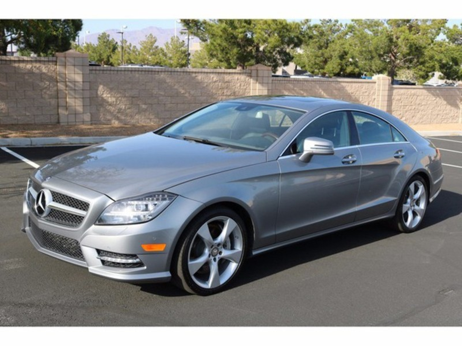 2014 mercedes benz cls class cls 550 cls550 for Mercedes benz cls 550