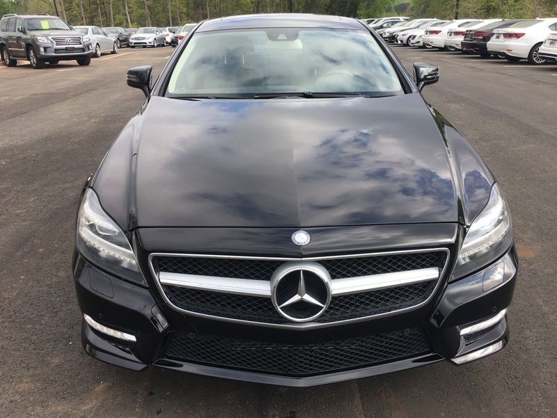 2014 Mercedes-Benz CLS CLS 550  city GA  Malones Automotive  in Marietta, GA