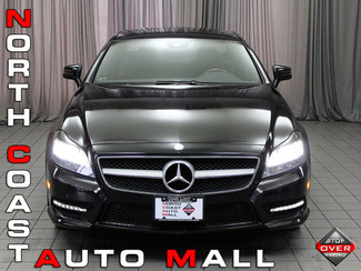 2014 Mercedes-Benz CLS550 4dr Coupe CLS550 4MATIC in Akron, OH