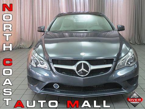 2014 Mercedes-Benz E 350 2dr Coupe E 350 RWD in Akron, OH