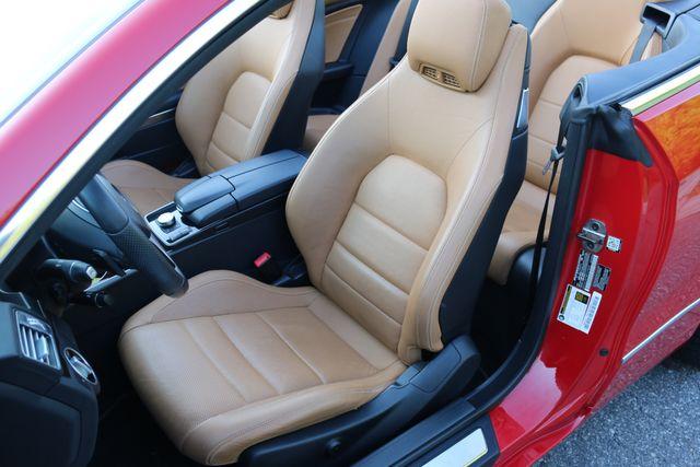 2014 Mercedes-Benz E 350 Convertible Mooresville, North Carolina 15