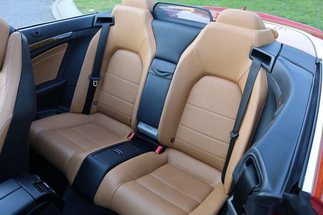 2014 Mercedes-Benz E 350 Convertible Mooresville, North Carolina 17