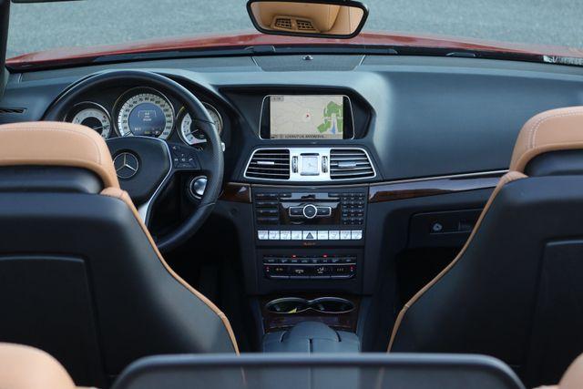 2014 Mercedes-Benz E 350 Convertible Mooresville, North Carolina 23
