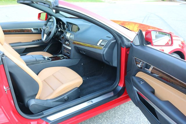 2014 Mercedes-Benz E 350 Convertible Mooresville, North Carolina 24