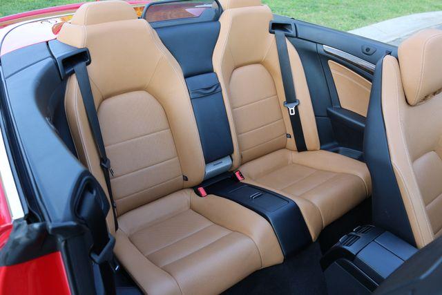 2014 Mercedes-Benz E 350 Convertible Mooresville, North Carolina 32