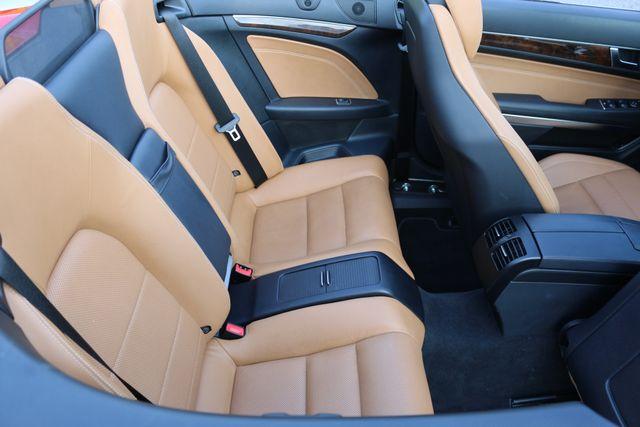 2014 Mercedes-Benz E 350 Convertible Mooresville, North Carolina 33