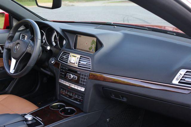 2014 Mercedes-Benz E 350 Convertible Mooresville, North Carolina 34