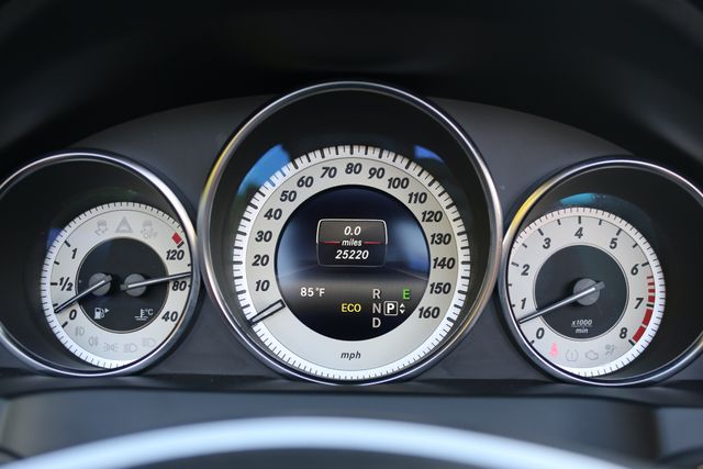 2014 Mercedes-Benz E 350 Convertible Mooresville, North Carolina 37
